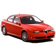 Sonnenschutz Blenden für Alfa Romeo 156 4 Türen 97-06