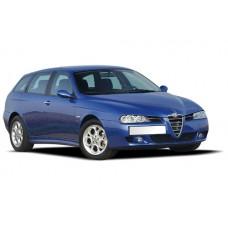 Sonnenschutz Blenden für Alfa Romeo 156 Sportwagon 97-06