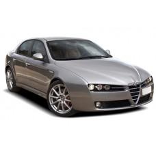 Sonnenschutz Blenden für Alfa Romeo 159 4 Türen 2005-2011