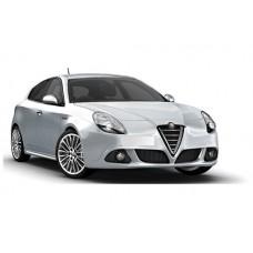 Sonnenschutz Blenden für Alfa Romeo Giulietta 5 Türen 2010-