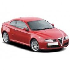 Sonnenschutz Blenden für Alfa Romeo GT Coupé 3 Türen 2003-2010