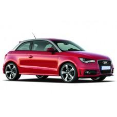 Sonnenschutz Blenden für Audi A1 (Typ 8X) 3 Türen 2010-2018