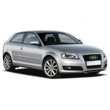 Sonnenschutz Blenden für Audi A3 Typ 8P 3 Türen 2003-2012