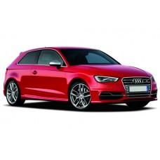 Sonnenschutz Blenden für Audi A3 Typ 8V 3 Türen 2012-2020
