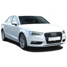 Sonnenschutz Blenden für Audi A3 (Typ 8V) 4 Türen 2013-2020