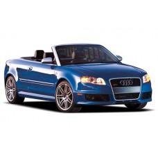 Sonnenschutz Blenden für Audi A4 Cabrio 2000-2008