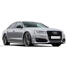 Sonnenschutz Blenden für Audi A8 (Typ 4H) 4 Türen 2011-2017