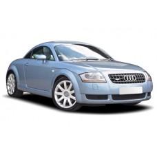 Sonnenschutz Blenden für Audi TT 2 Türen Coupé 1999-2006