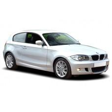 Sonnenschutz Blenden für BMW 1er E81 3 Türen 2007-2012