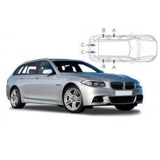 Sonnenschutz Blenden für BMW 5er F11 Touring 2010-2017