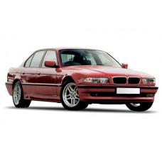 Sonnenschutz Blenden für BMW 7er E38 4 Türen 1994-2001