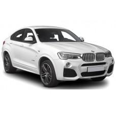 Sonnenschutz Blenden für BMW X4 F26 5 Türen 2014-2018