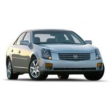 Sonnenschutz Blenden für Cadillac CTS 4 Türen 2002-2007