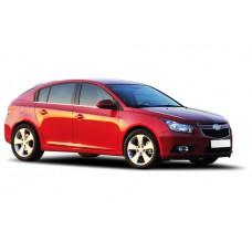Sonnenschutz Blenden für Chevrolet Cruze 5 Türen 2011-