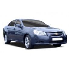Sonnenschutz Blenden für Chevrolet Epica 4 Türen 2007-2011