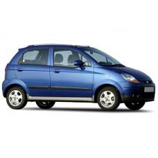 Sonnenschutz Blenden für Chevrolet Matiz 5 Türen 2005-2010
