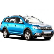 Sonnenschutz Blenden für Dacia Logan MCV II 2013-