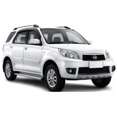 Sonnenschutz Blenden für Daihatsu Terios 2006-2017
