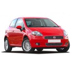 Sonnenschutz Blenden für Fiat Grande Punto / Punto Evo 3 Türen 2005-2014