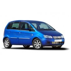 Sonnenschutz Blenden für Fiat Idea 5 Türen 2003-2012