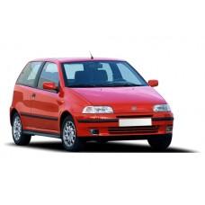 Sonnenschutz Blenden für Fiat Punto 3 Türen 1993-1999