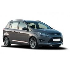 Sonnenschutz Blenden für Ford C-Max Grand 5 Türen (Schiebetüren) 2010-2019