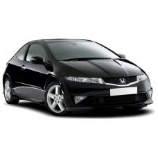 Sonnenschutz Blenden für Honda Civic 3 Türen 2006-2012