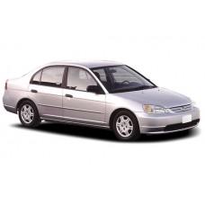 Sonnenschutz Blenden für Honda Civic 4 Türen 2001-2005