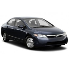 Sonnenschutz Blenden für Honda Civic 4 Türen 2006-2012