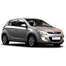 Sonnenschutz Blenden für Hyundai i20 5 Türen 2009-2014