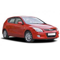 Sonnenschutz Blenden für Hyundai i30 5 Türen 2007-2012