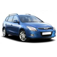 Sonnenschutz Blenden für Hyundai i30 Kombi 2008-2012