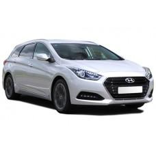 Sonnenschutz Blenden für Hyundai i40 Kombi 2011-2019