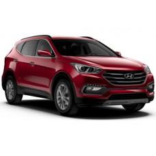 Sonnenschutz Blenden für Hyundai Santa Fe (Typ DM) 2012-2018