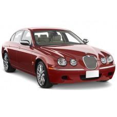 Sonnenschutz Blenden für Jaguar S Type 4 Türen 1999-2008