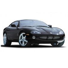 Sonnenschutz Blenden für Jaguar XK 2 Türen 1996-2006