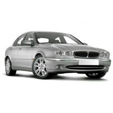 Sonnenschutz Blenden für Jaguar X Type 4 Türen 2001-2004
