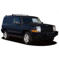 Sonnenschutz Blenden für Jeep Commander 5 Türen 2006-2010
