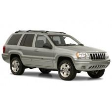 Sonnenschutz Blenden für Jeep Grand Cherokee 5 Türen 1998-2003