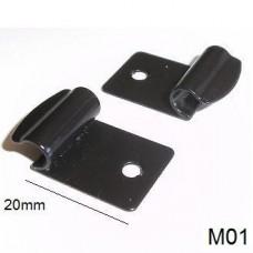 Sonnenschutz Metallclip Typ M01 (4 Stk.)