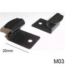 Sonnenschutz Metallclip Typ M03 (4 Stk.)