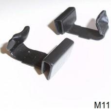 Sonnenschutz Metallclip Typ M11 (4 Stk.)