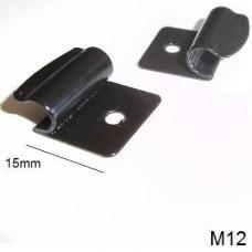 Sonnenschutz Metallclip Typ M12 (4 Stk.)