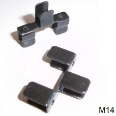 Sonnenschutz Metallclip Typ M14 (2 Stk.)