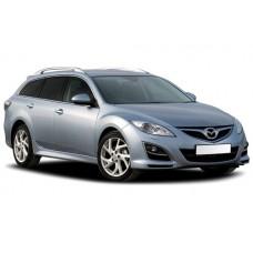 Sonnenschutz Blenden für Mazda 6 Kombi 2008-2012