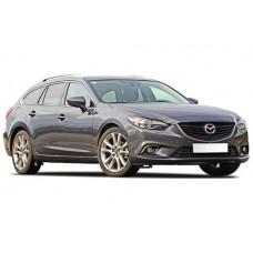 Sonnenschutz Blenden für Mazda 6 Kombi 2012-