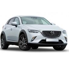 Sonnenschutz Blenden für Mazda CX3 2015-