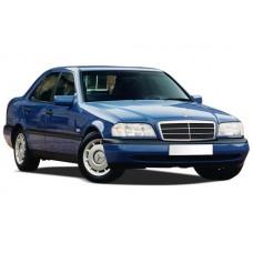Sonnenschutz Blenden für Mercedes-Benz C-Klasse W202 4 Türen 1993-2000