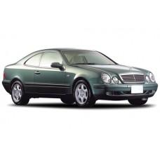 Sonnenschutz Blenden für Mercedes-Benz CLK W208 1996-2002