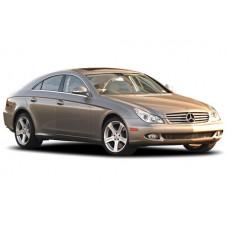 Sonnenschutz Blenden für Mercedes-Benz CLS W219 4 Türen 2005-2011